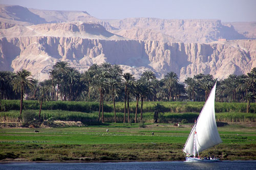 Destination: Egypt